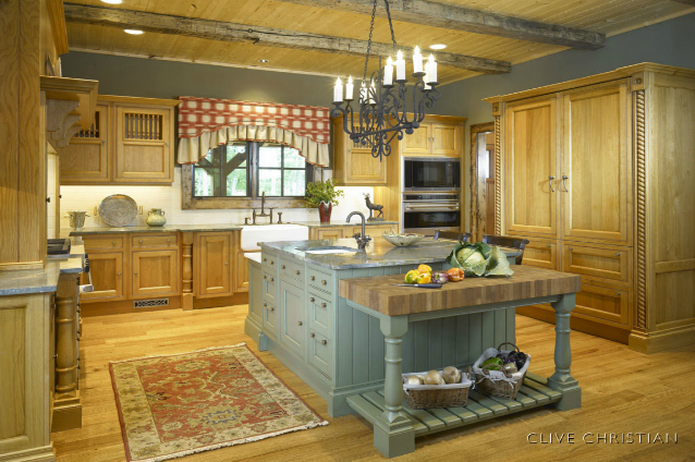 Which Clive Christian Gourmet Kitchen Do You Prefer?