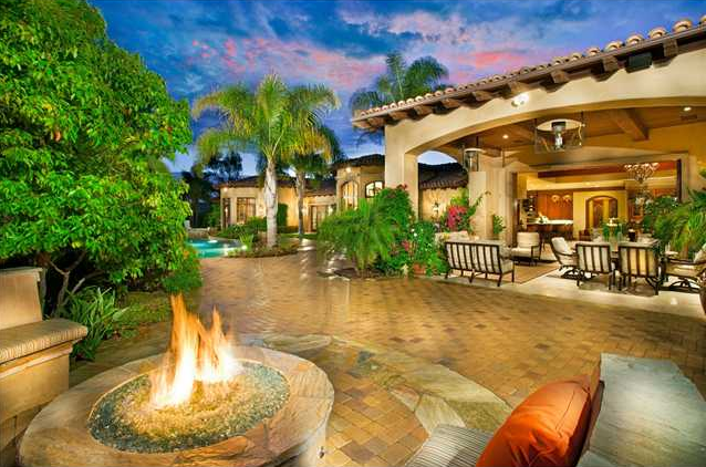 10 000 Square Foot Single Story Mansion In San Diego Ca