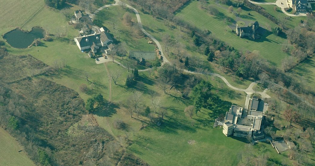 Incredible 40,000 Square Foot Pennsylvania Mega Estate On The Market For $30 Million
