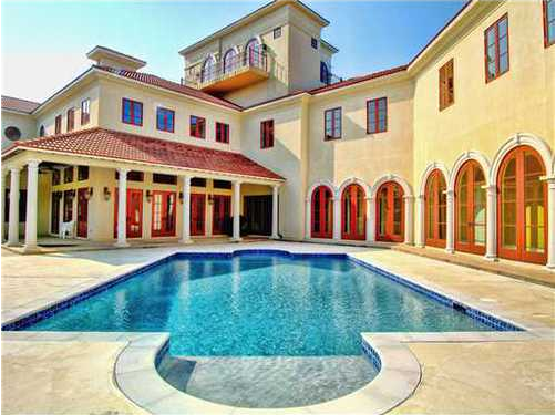 10 000 square foot mediterranean new build in pass for 10000 square feet building