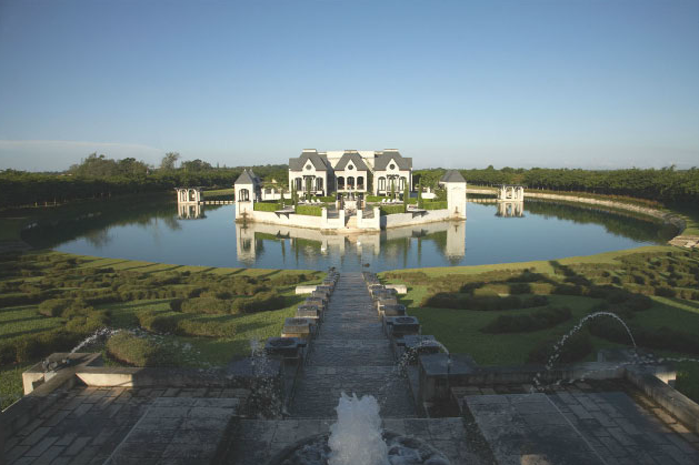 More Pictures Of The Jaw Dropping Estate In Naranja, FL
