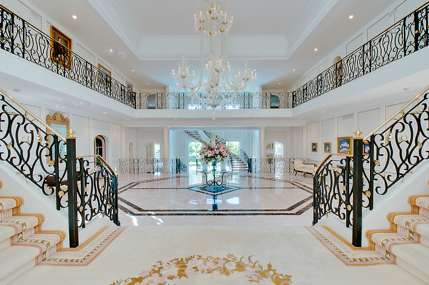 Stately 15 000 Square Foot Mansion In Toronto S Bridle