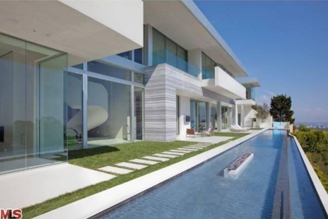 Newly Listed $34.95 Million Mansion In Los Angeles, CA