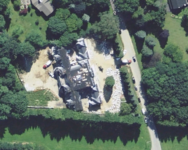 20,000+ Square Foot Mansion Being Built In Mississauga, Ontario