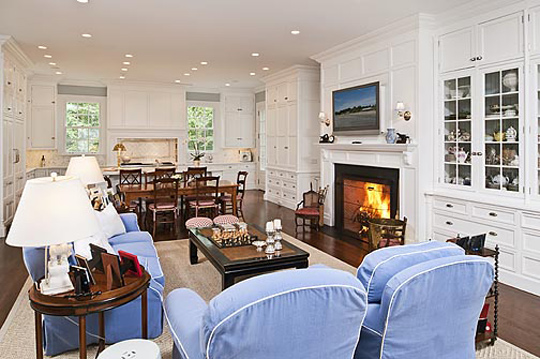 11000 Square Foot Georgian Colonial In Greenwich CT Homes of the