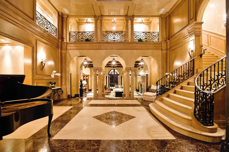 Luxury Stairs Gallery September 2011