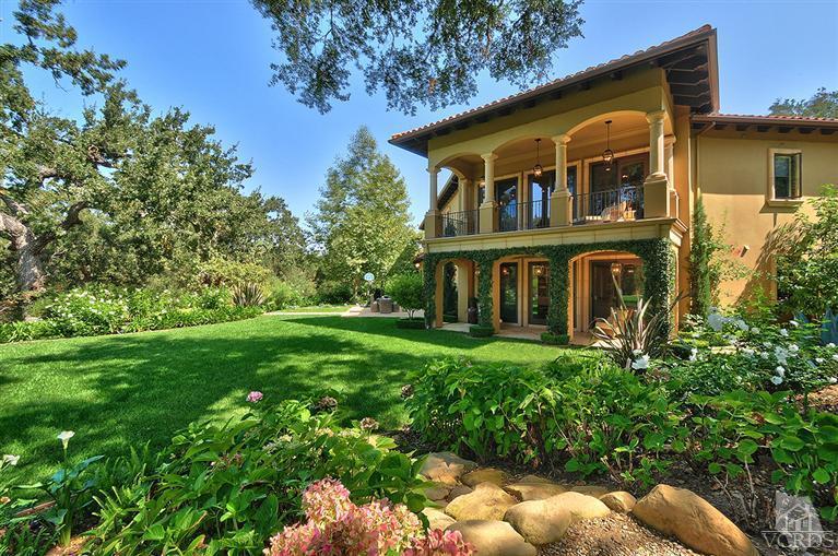 Gated $5.975 Million Estate In Thousand Oaks, CA