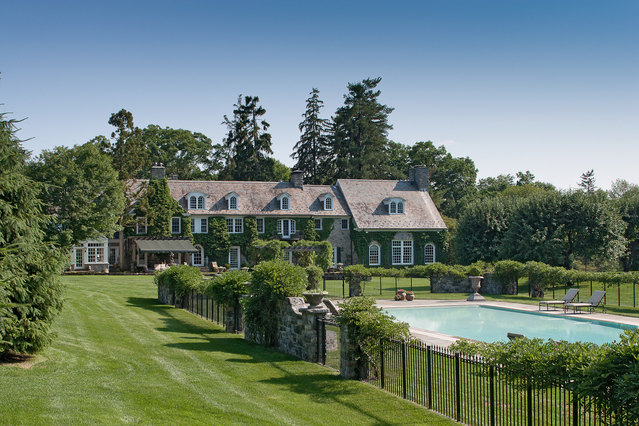 Gorgeous $22 Million Country Estate In Katonah, NY