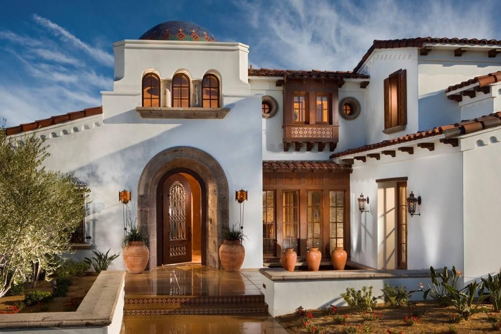 Beautiful Spanish Hacienda In La Quinta Ca Homes Of The