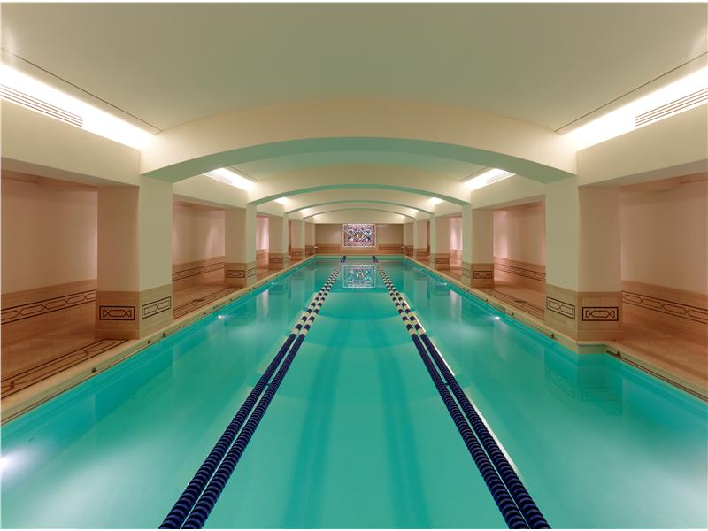 Which Indoor Lap Pool Do You Prefer Homes Of The Rich