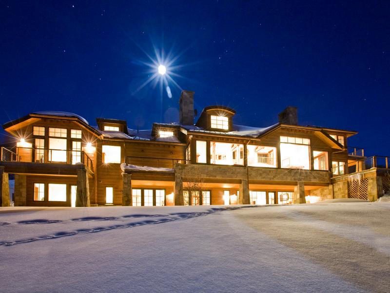 $8.75 Million Contemporary Home In Aspen, CO