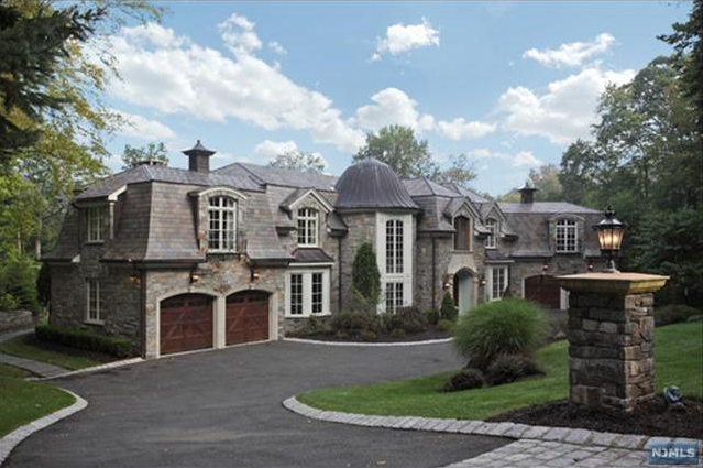 European Country Inspired Mansion In Franklin Lakes Nj