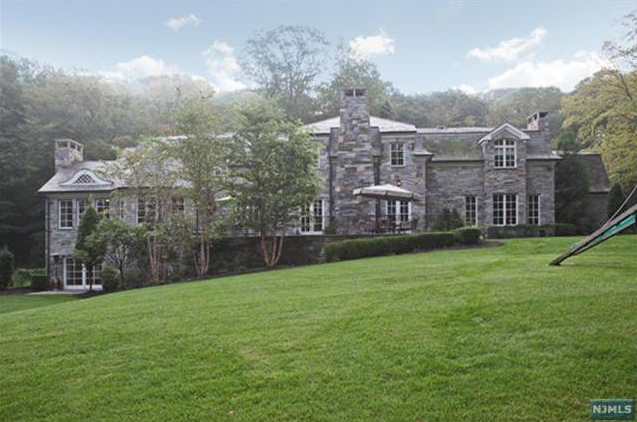 European Country Inspired Mansion In Franklin Lakes, NJ