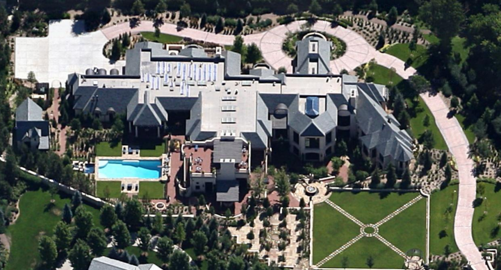 Mike Shanahan S Colorado Mega Mansion Completed Homes Of