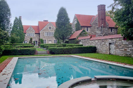 18,000 Square Foot Historic Tudor In Villanova, PA