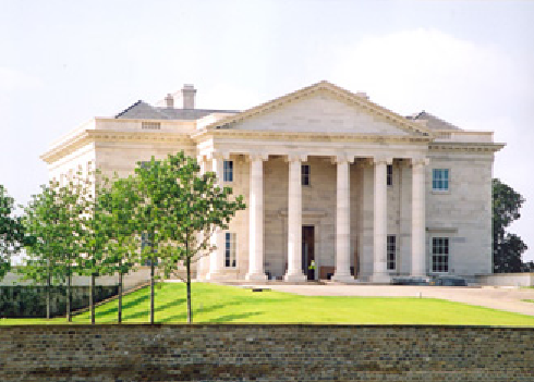 Tusmore Park A Beautiful Palladian Revival Mansion In