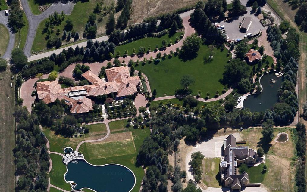 Guess The Square Footage Of This Estate!