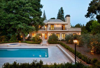 12,000 Square Foot European Inspired New Build In Atherton, CA