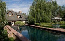 Stone And Shingle English Estate In Cherry Hills Village, CO