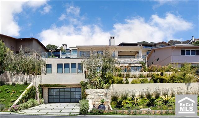 $13.995 Million Contemporary Home In Laguna Beach, CA