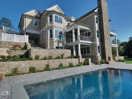 Brand New Shingle Style Home In Westport, CT