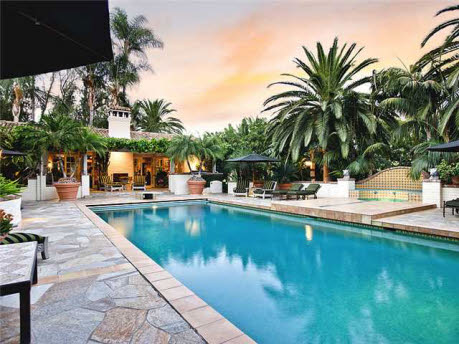 $19.5 Million Resort-Like Compound In Rancho Santa Fe, CA