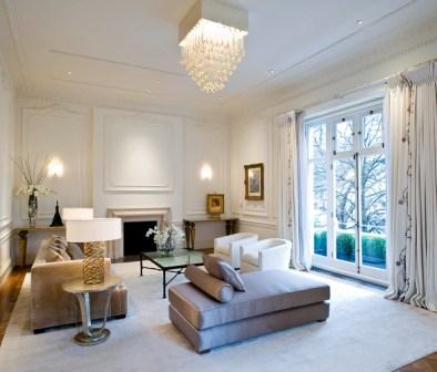 This Lovely Apartment Dubbed Chesham Place Is Located In The Belgravia Section Of London United Kingdom It Consists Two Flats That Total