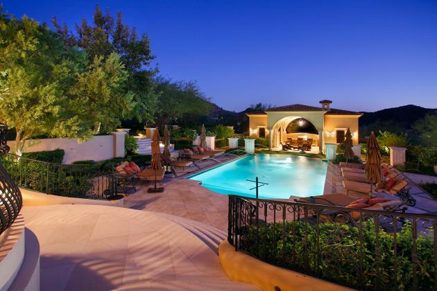 $6.995 Million Mediterranean Mansion In Scottsdale, AZ