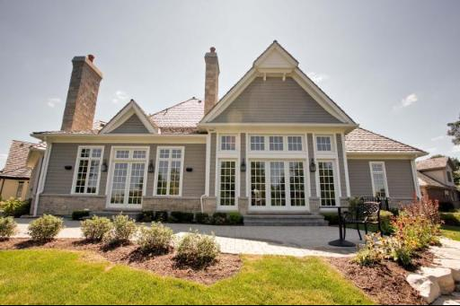 Traditional New Build In Hinsdale, IL