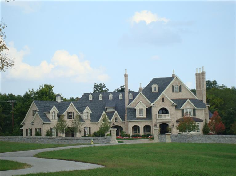 16 000 Square Foot French Country New Build In Lexington