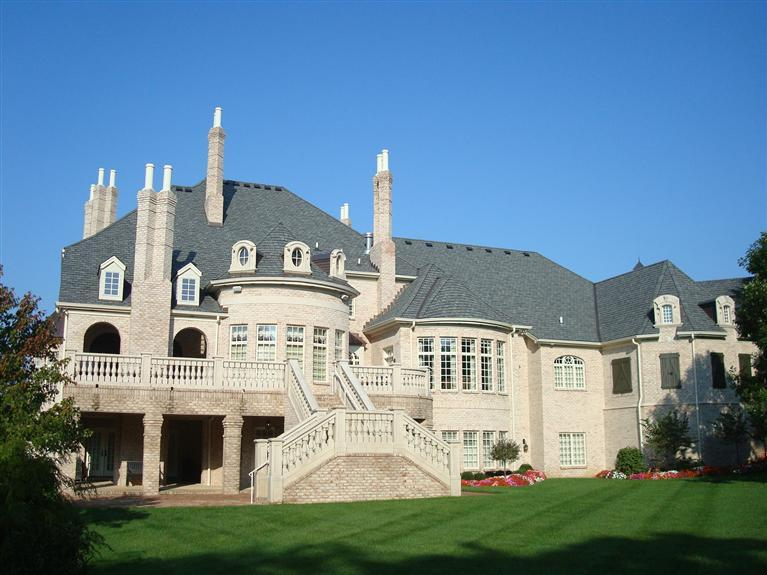 16,000 Square Foot French Country New Build In Lexington, KY