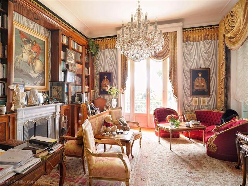 $27 Million Stone Villa In France