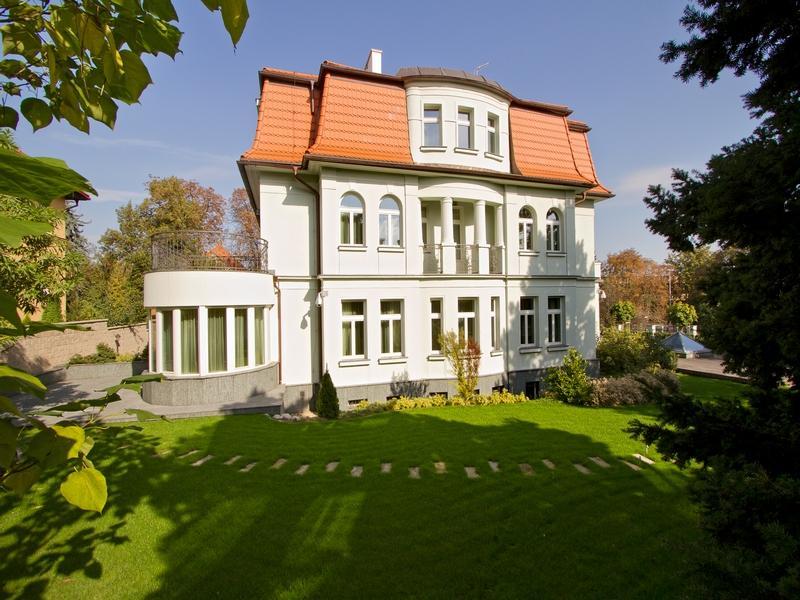 Luxurious Villa In Czech Republic Homes Of The Rich