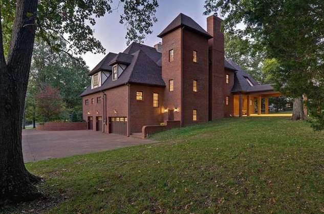 10,000 Square Foot Tudor In Nashville, TN
