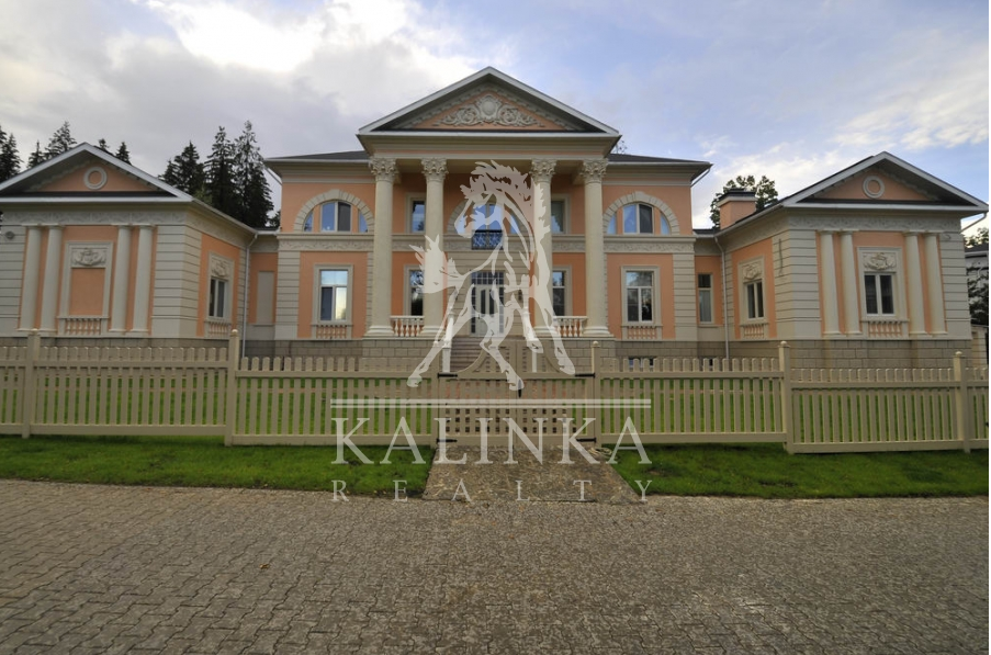 Luxury apartment interior - 16 000 Square Foot Neoclassical Mansion In Nikolino