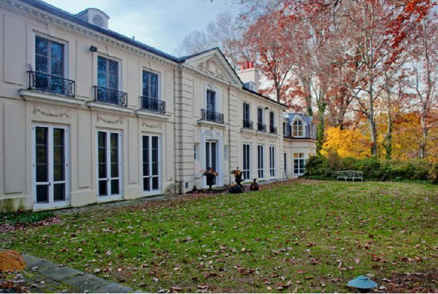 1940 French Manor Home In Bryn Mawr Pa Homes Of The Rich