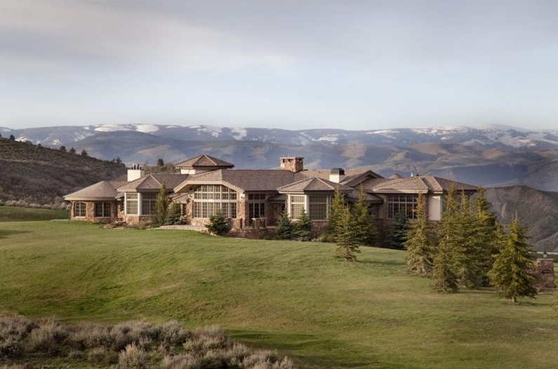 $29.5 Million Estate In Snowmass Village, CO