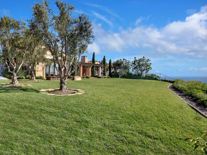 $6.85 Million Tuscan Inspired Home In Newport Coast, CA