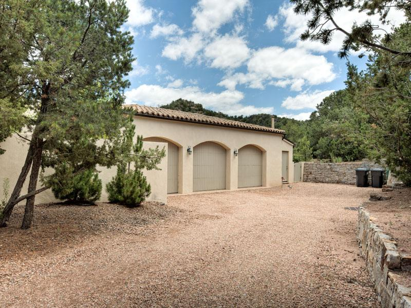 $3 Million French Country Estate In Santa Fe, NM