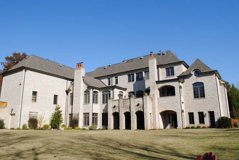 Limestone Mansion Short Sale In Ball Ground, GA