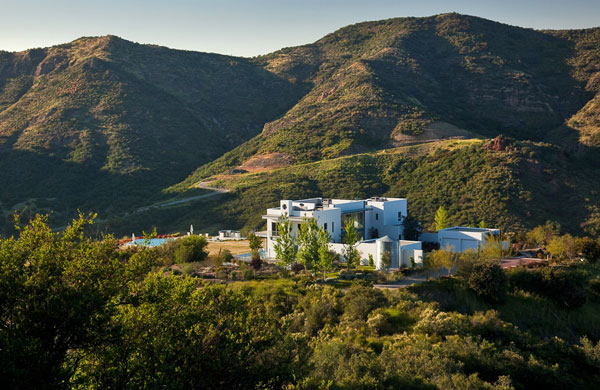 11 Acre Contemporary Estate In Agoura Hills Ca Homes Of