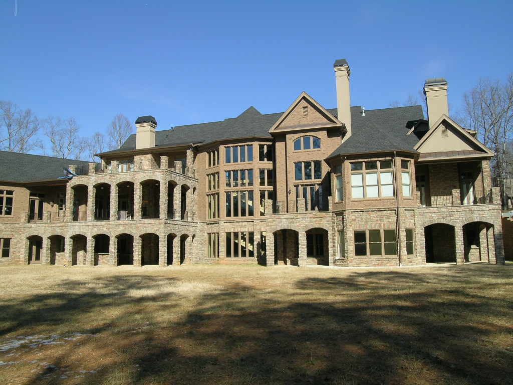 13,000 Square Foot Mansion In Alpharetta, GA On The Market For Only $1.2 Million