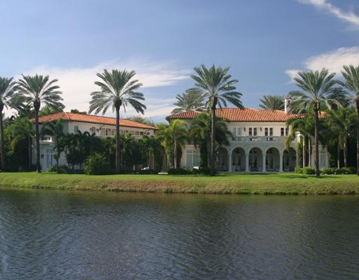 $5.495 Million Home In St Andrews Country Club in Boca Raton, FL
