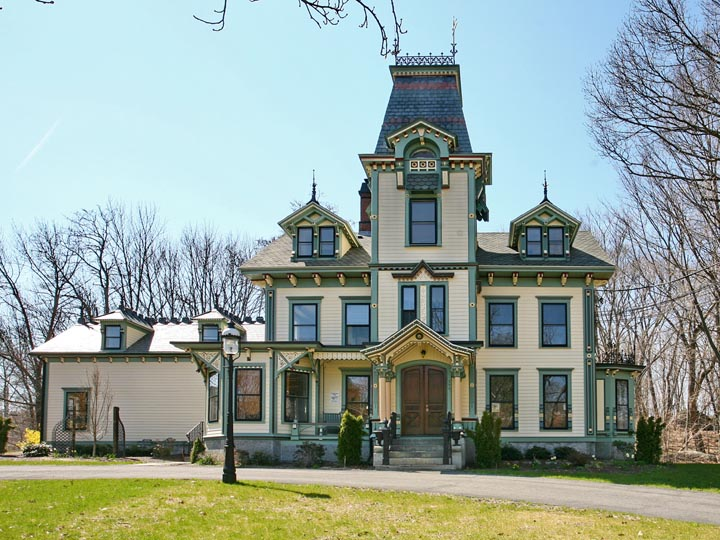 Poll: Which Victorian Mansion Do You Like Best?