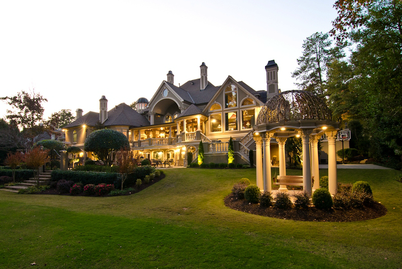 13 000 square foot european style mansion in johns creek for European mansions for sale