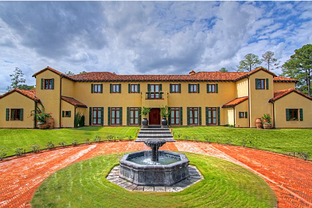 Poll: Which Tuscan Style Mansion Do YOU Prefer?