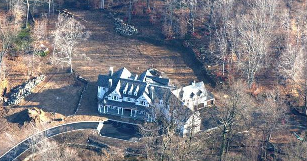 20,000 Square Foot New Build In Alpine, NJ