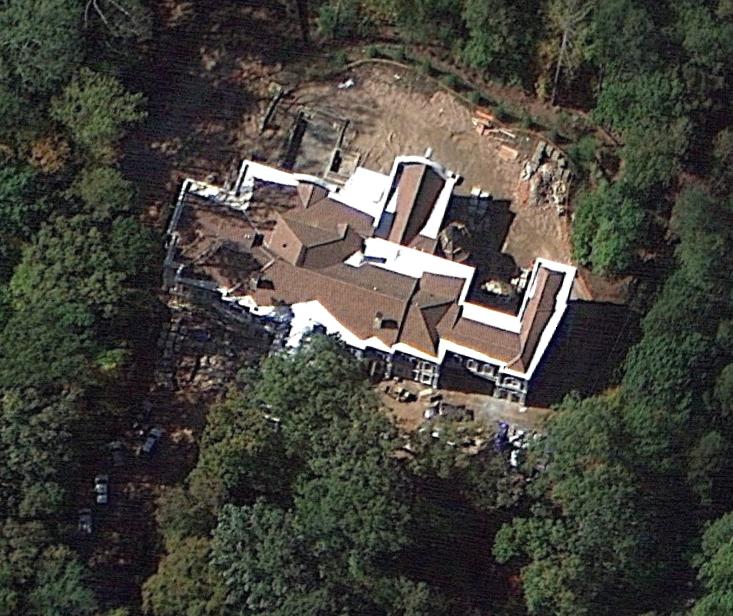 Apartments In Atlanta Ga Under 1200: Large Mansion Under Construction In Atlanta, GA