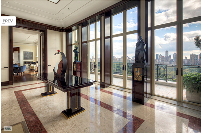 ... Reportedly Bought Financier Sanford Weillu0027s Manhattan Penthouse For The  Full Asking Price Of $88,000,000!! This Makes It The Most Expensive  Residential ...