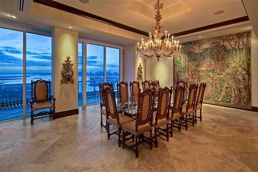 35 Million Condo In Miami Beach Fl Homes Of The Rich